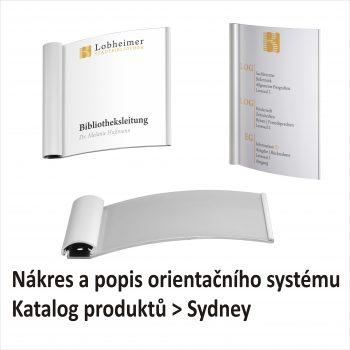 Orientační systém Sydney