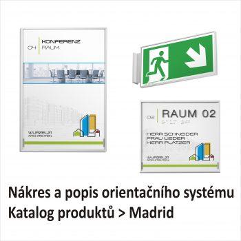 Orientační systém Madrid